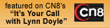 Featured on CN8 - Lynn Doyle
